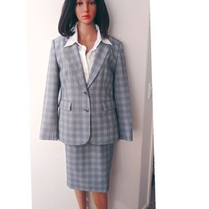 Emily suit, wear to work or church